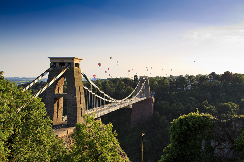 View of Bristol