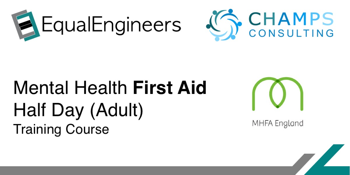 MHFA Training Course Advert