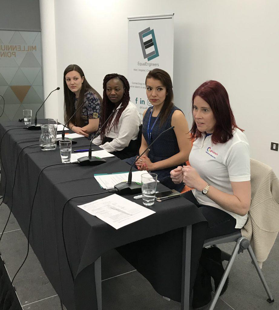 Gender diversity panel