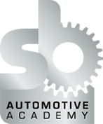 S and B Automotive Academy logo