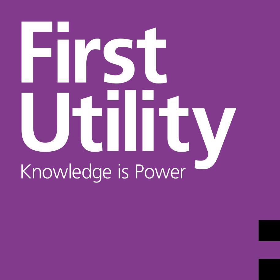 First Utility logo