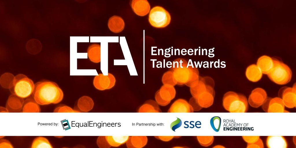 Engineering Talent Award Logo