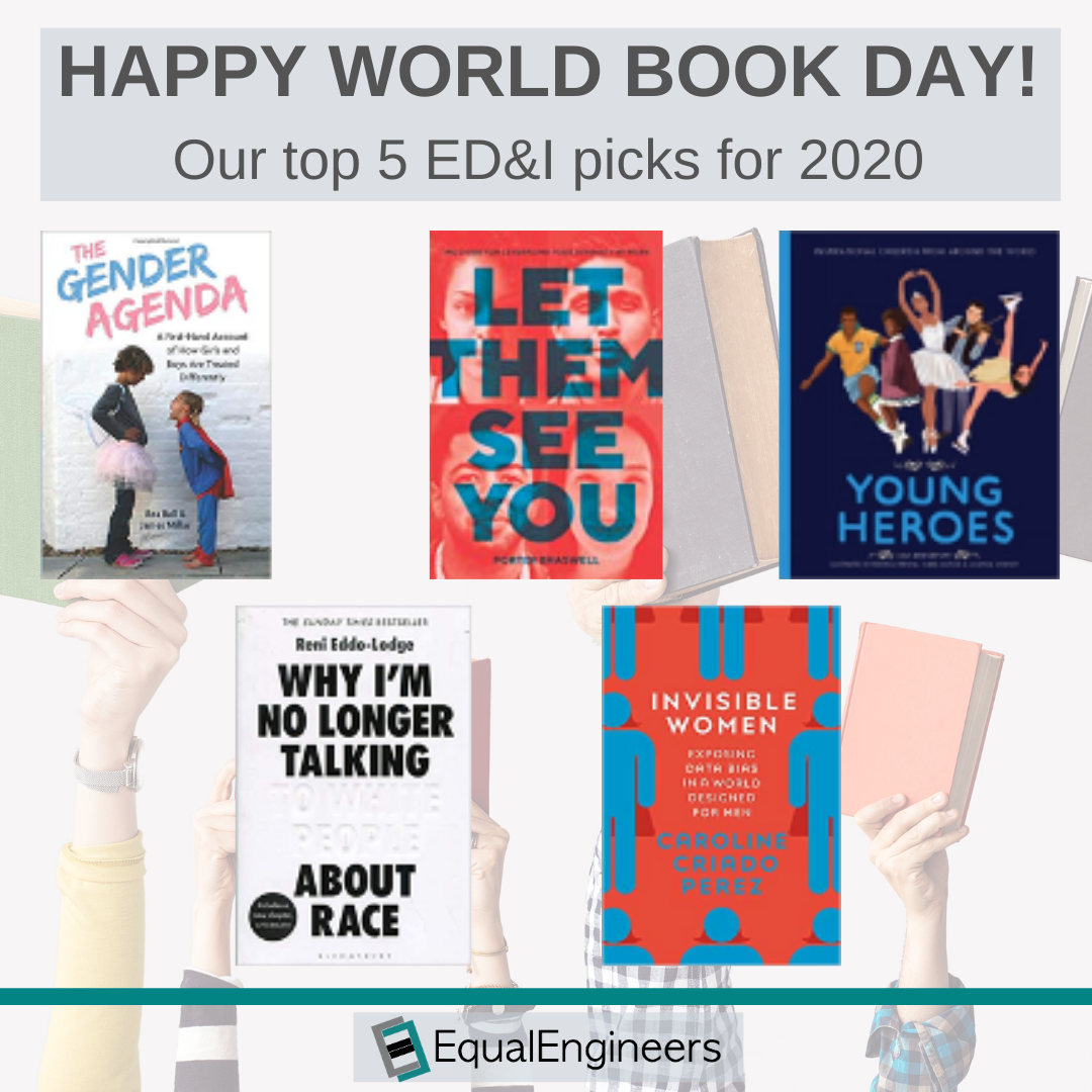 EqualEngineers Top 5 Books