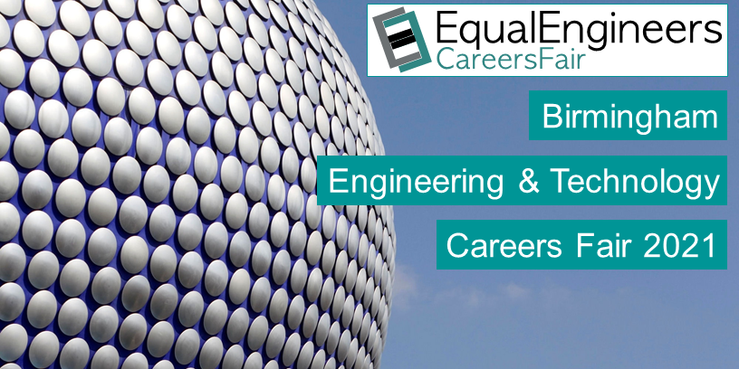 Birmingham Engineering Careers Fair 2021