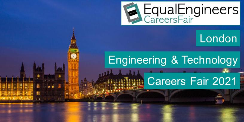 London Engineering Careers Fair 2021