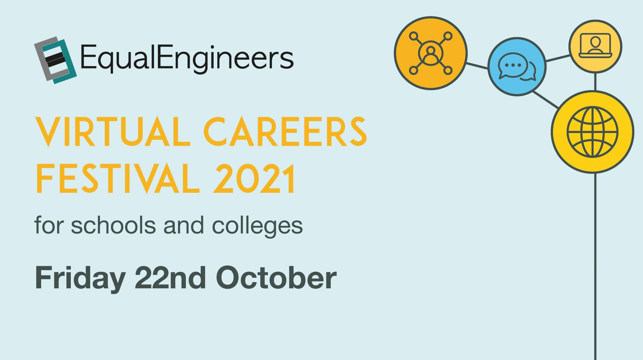 Schools & Colleges Virtual Engineering Careers Festival 2021