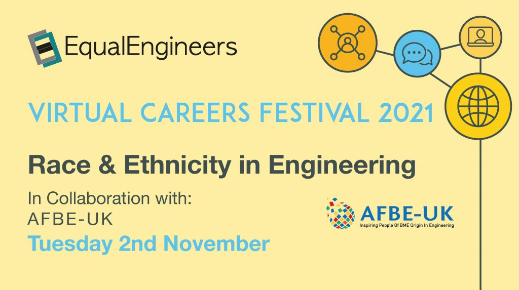 Race and Ethnicity in Engineering Careers Festival 2021