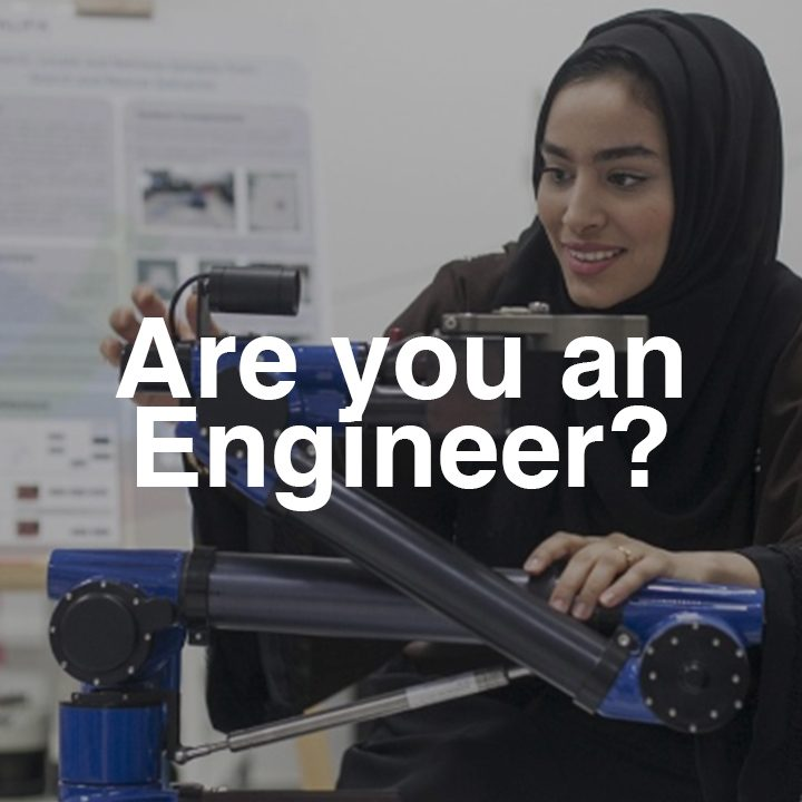 are you an engineer?